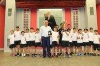 BERGAMA BELEDİYESPOR - Tevfik Lav Turnuvasının Şampiyonu Beşiktaş