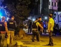 KONTROL NOKTASI - Polis noktasına saldırı