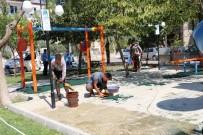 1 MAYıS - Yunusemre'de Oyun Parkları Yenileniyor