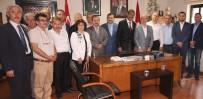 SAADET PARTİSİ - AK Parti Osmangazi'den Teşekkür Ziyaretleri