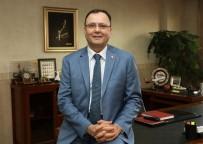 FERASET - Aşut'tan, 'Darbe Girişimi İle Yıkamadıkları Demokrasiyi Ekonomi İle Yıkmaya Çalışacaklar' Uyarısı
