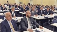 ÇALıŞMA VE SOSYAL GÜVENLIK BAKANLıĞı - AYTO Başkanı Ülken'den Gümrük Ve Ticaret Bakanı Tüfenkci'ye Teşekkür