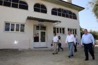 KOCADERE - Başkan Gürlesin, Kocadere Mahallesinde Çalışmaları İnceledi