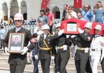 ANKARA EMNIYET MÜDÜRÜ - Başkent Şehidini Uğurladı