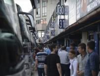 İSTANBUL OTOGARI - Kurban Bayramı'nda korsan otobüslere dikkat