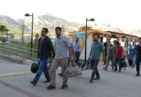 BURDUR MERKEZ - Burdur'da, FETÖ/PDY Soruşturması Kapsamında 204 Kişi Tutuklandı