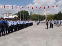 POLİS TEŞKİLATI - Büyükçekmece'de Türk Zabıta Teşkilatı'nın Kuruluşunun 190. Yılı Kutlandı