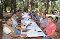 ORMAN İŞLETME MÜDÜRÜ - Erdemli Orman İşletme Personeli Piknikte Buluştu