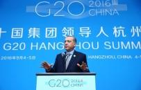 GÜVENLİ BÖLGE - Erdoğan Açıklaması 'Esed'in Görevde Kalmasını Savunmak İnsanlık Adına Utanç Vericidir'