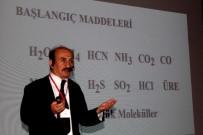 AYHAN ÇELIK - Erzurum'da 20. Ulusal Astronomi Kongresi Ve 9. Ulusal Astronomi Öğrenci Kongresi