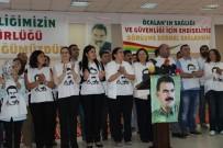 LEYLA GÜVEN - HDP'li Milletvekilleri, Öcalan İçin Açlık Grevine Başladı
