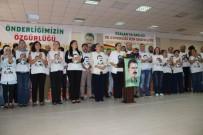 LEYLA GÜVEN - HDP'li vekiller açlık grevine başladı