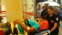 DOYRAN  - Kafa Kafaya Çarpıştılar Açıklaması 1 Ölü, 7 Yaralı