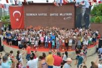 KONYAALTI BELEDİYESİ - Konyaaltı Belediyesi Yaz Okulu Sona Erdi