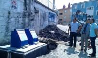 ÇÖP KONTEYNERİ - Kozlu'da Her Mahallede Çalışma Yapılıyor