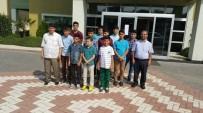 FATİH ŞENTÜRK - Kula'da Hafızlık Kursu Tamamlandı