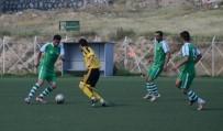 MALATYASPOR - Malatya Amatör Futbol Liglerine Hafta Sonu Devam Edildi