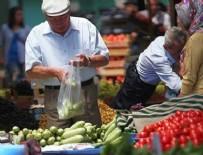 ENFLASYON RAKAMLARI - Enflasyon Ağustos'ta azaldı