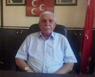 HACI BAYRAM - MHP İl Başkanı Özgün Üniversiteden İhraç Edilen Öğretim Üyesiyle İlgili Açıklama Yaptı