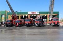 ERTAN PEYNIRCIOĞLU - Niğde Belediyesi İtfaiye Filosuna 2 Araç Daha Eklendi