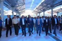 ERTAN PEYNIRCIOĞLU - Niğde Belediyesi Kapalı Hayvan Pazarı Düzenlenen Törenle Açıldı