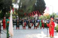 TUR YıLDıZ BIÇER - Salihli'de Mehteranlı Kurtuluş Kutlaması