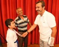 KARATE - Şampiyon Karateciden Çetin'e Teşekkür