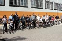 ZEKERIYA GÜNEY - Şehit Ve Gazi Çocuklarına 125 Adet Bisiklet Dağıtıldı
