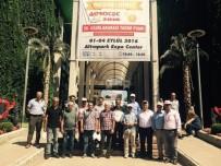Seydişehir Kırsal Mahalle Muhtarları AGROTEC 2016 Tarım Fuarında