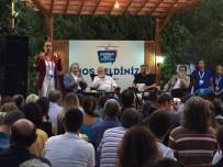 AHMET ÜMIT - Türk Edebiyatı'nın 3 Dev İsmi Okurlarıyla Bir Araya Geldi