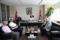 ALTıNOK ÖZ - Türkiye Briç Federasyonu'ndan Başkanı Altınok Öz'e Ziyaret