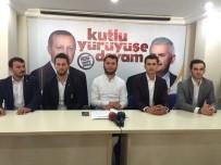 KILIMLI - AK Partide Görev Değişimi