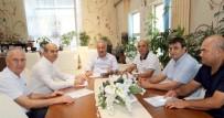 AYDOĞMUŞ - Aksu Belediyesinde Toplu İş Sözleşmesi İmzalandı