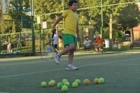 KIZ ÇOCUKLAR - Amed Cup Tenis Turnuvası Başlıyor