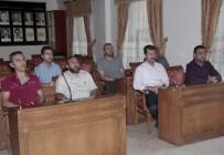 NEVŞEHİR BELEDİYESİ - Asansör Firma Yöneticileri, Nevşehir Belediyesinde Bir Araya Geldi