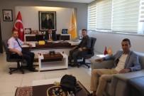 MALATYASPOR - Asgd'den Rektör Kızılay'a 'Hayırlı Olsun' Ziyareti