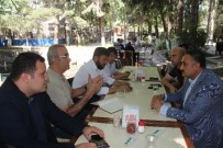 SEYRANI - Başkan Cabbar Basın Mensuplarıyla İstişare Etti