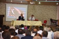 OSMAN ZOLAN - Başkan Zolan Vatandaşlarla Bir Araya Geldi
