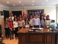 ÇEYREK ALTIN - Beytüşşebap'ta Başarılı Öğrenciler Ödüllendirildi