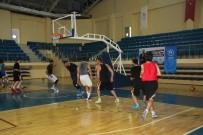 İMZA TÖRENİ - Bilecik Belediyespor TB2L 2016-2017 Basketbol Sezonu Çalışmalarına Başladı.