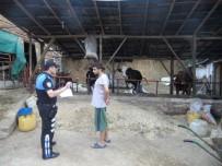 ALARM SİSTEMİ - Bozüyük'te Kurbanlık Yetiştiricileri Hırsızlık Olaylarına Karşı Uyarıldı