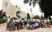 BÜYÜK TAARRUZ - Büyük Taarruz Bisiklet Turu 9 Eylül'de İzmir'de Sona Erecek