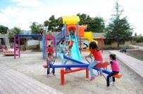 BÜYÜKŞEHİR YASASI - Büyükşehir'den 2 Yılda 700 Mahalle Parkı