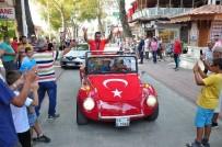ALİ HAMZA PEHLİVAN - Dünya Şampiyonu Uslu'ya Sevgi Seli
