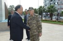 AHMET ALTIPARMAK - Ege Ordu Komutanı Orgeneral Recep'ten Vali Altıparmak'a Ziyaret
