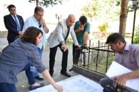 ALİ KORKUT - Erzurum'da Tarih İçinde Bir Meydan İçin İlk Kazma Vuruldu