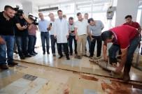 HALK EĞITIMI MERKEZI - Esenler Belediyesi'nden Kurban Kesim Elemanı Yetiştirme Ve Geliştirme Kursu