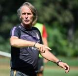 FLORYA - Galatasaray'da Hazırlıklar Sürüyor