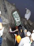 HACI ADAYLARI - Hacı Adayları, Kuran-I Kerim'in İndiği Hira Mağarası'nı Ziyaret Ediyor