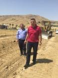HÜSEYIN GÖKTÜRK - Hasköy'de Köy İçi Parke Taşı Ve Asfalt Çalışması